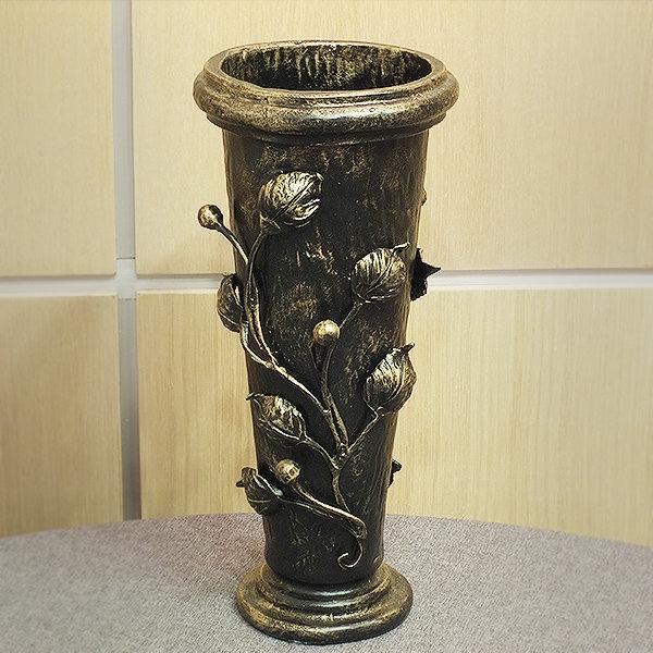 как кованые вазы для цветов фото съемка